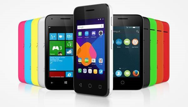 Alcatel OneTouch PIXI 3 to prosty smartfon 4G