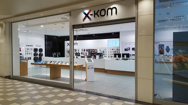 Sklep x-kom oferuje promocje na laptopy i sprzêt gamingowy