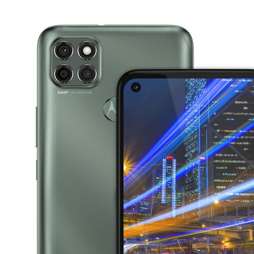 Smartfon Moto G9 Power do kupienia w promocyjnej cenie