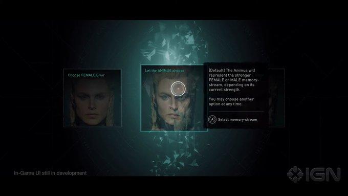 Assassin's Creed: Valhalla pozwoli na zmianê p³ci bohatera w dowolnym momencie