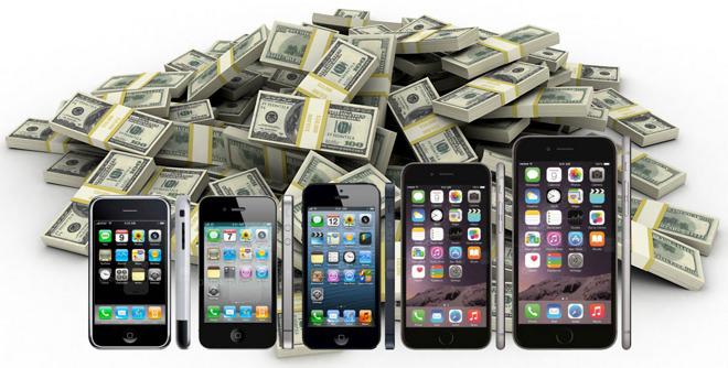 iPhone sprzedaje siê coraz lepiej w USA i coraz gorzej w Chinach