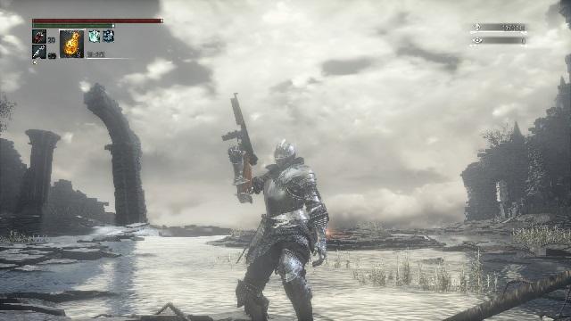 Modern Firearms, czyli mod dodaj±cy broñ paln± do Dark Souls III