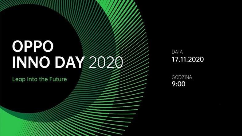 Oppo Inno Day 2020, czyli coroczna konferencja Oppo ju¿ jutro