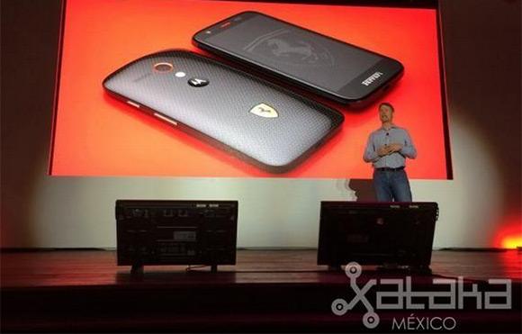 Motorola Moto G w specjalnej edycji ferrari