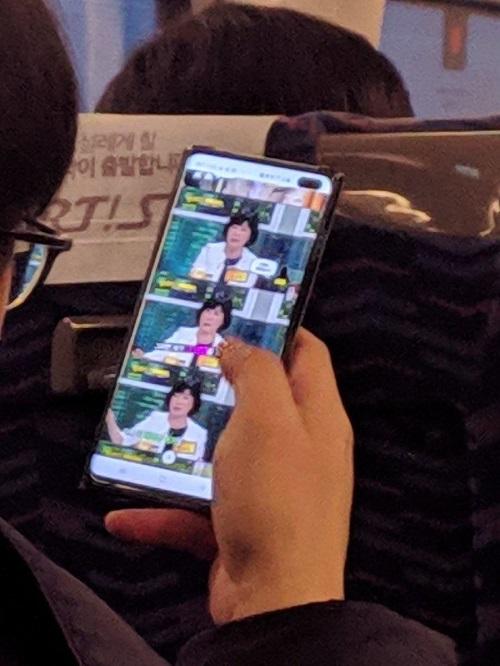 Wyciek³o zdjêcie Samsunga Galaxy S10 Plus
