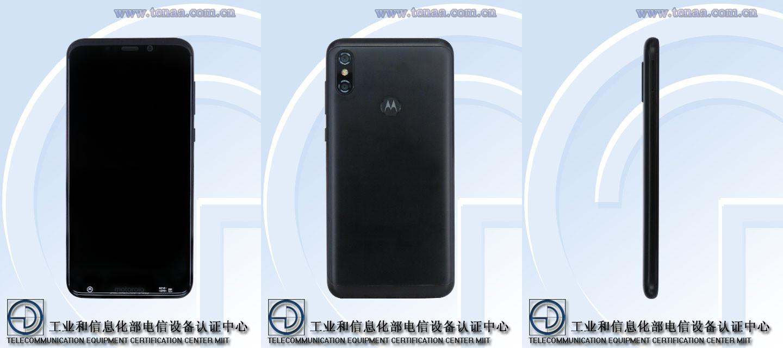 Wyciek³a specyfikacja Motorola One Power z TENAA