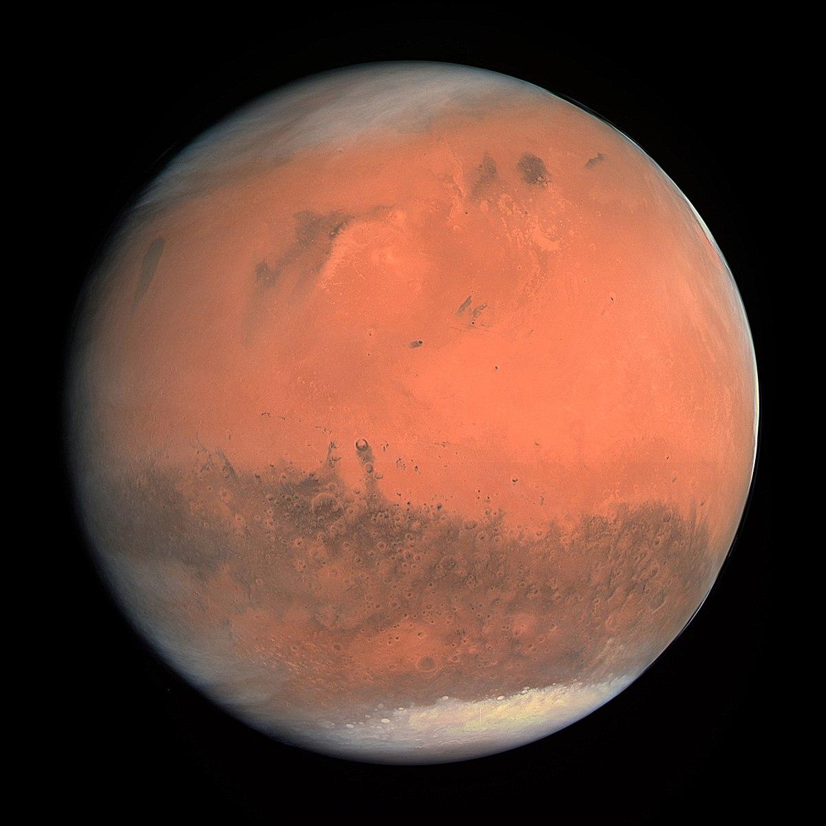 Kolejne dowody wskazuj± na to, ¿e na Marsie by³a kiedy¶ woda