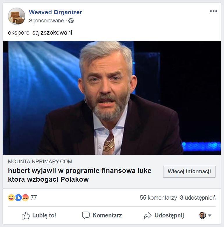 Nielegalne reklamy kryptowalut z polskimi ...