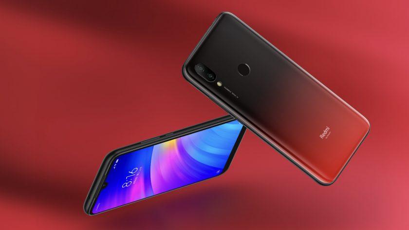Xiaomi Redmi 7 oficjalnie