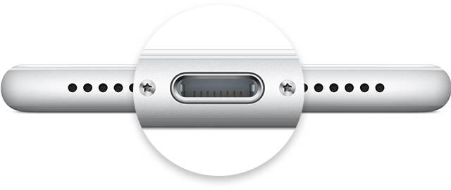 Ciekawostka - iPhone X móg³ nie mieæ ¿adnych z³±czy