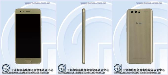 Trzy warianty Huawei Honor 9 otrzyma³y w³a¶nie certyfikacjê TENAA, wyciek³a specyfikacja