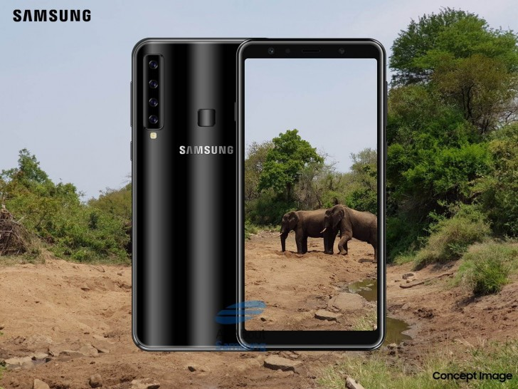 Wyciek³a specyfikacja Samsunga Galaxy A9s