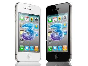 Odblokowanie Simlock na sta³e iPhone sieæ 3 Hutchison Wielka Brytania