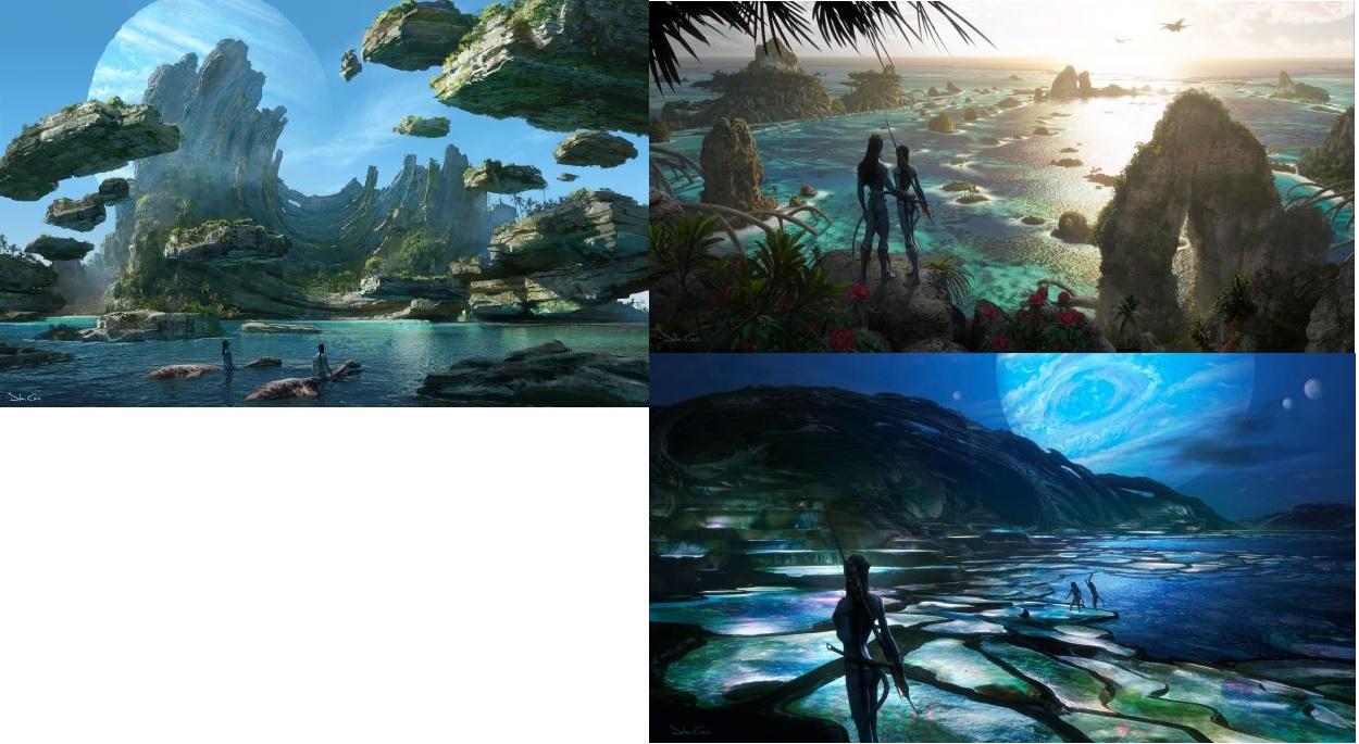 Avatar 2, czyli pierwsze screenshoty i nowiny na temat sequelu naj³adniejszego filmu swojego czasu