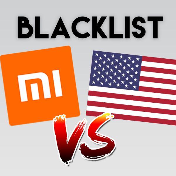 Xiaomi na Czarnej Li¶cie USA