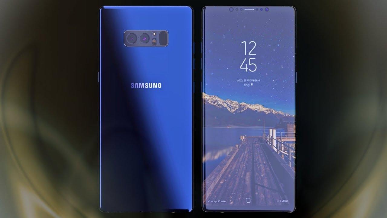 Niebieski Samsung Galaxy Note 8 jest ju¿ dostêpny w Polsce. Hurra