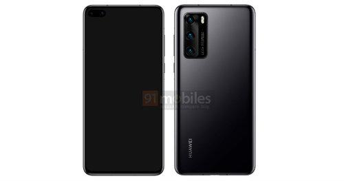 Nowy render Huawei P40 potwierdza to, co ju¿ o nim s³yszeli¶my