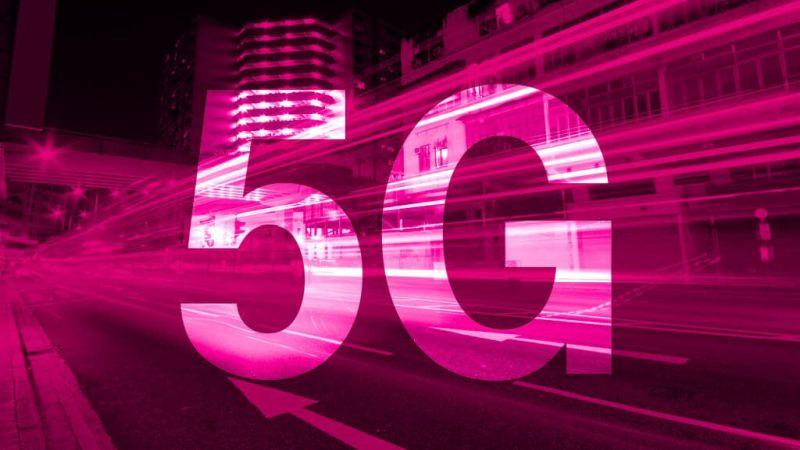 T-Mobile uruchamia instalacjê sieci 5G