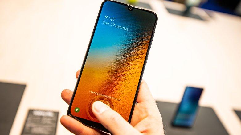 Wysz³a wa¿na aktualizacja dla Samsung Galaxy A50