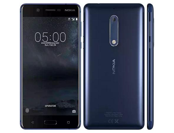 Nokia 5 otrzyma³a swoj± wrze¶niow± aktualizacjê zabezpieczeñ