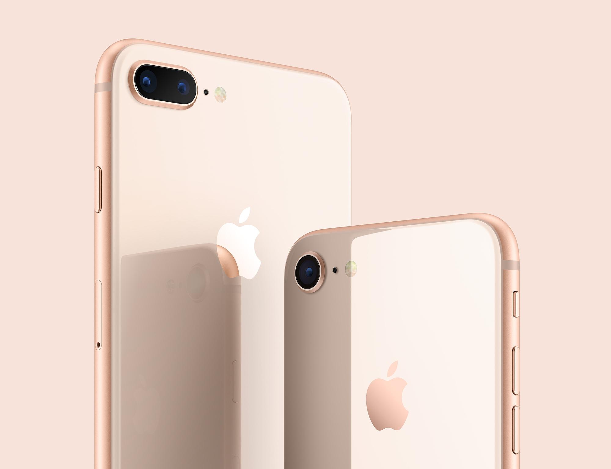 iPhone 8 najlepiej sprzedaj±cym siê smartfonem w Stanach w 3-cim kwartale tego roku