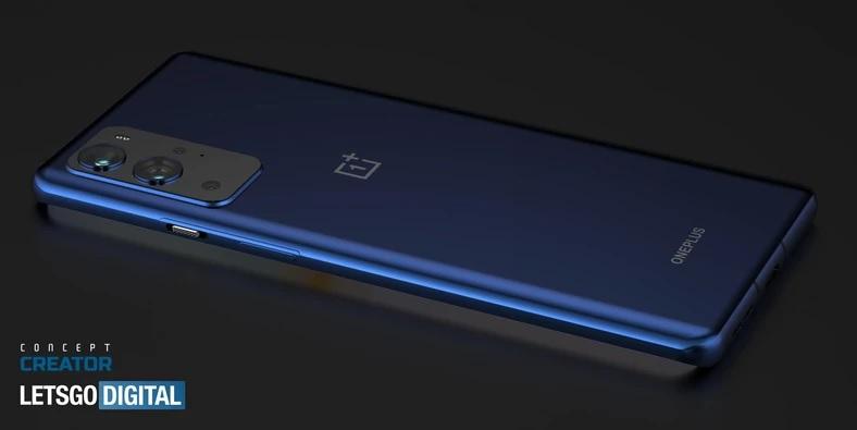 Wyciek³y wizualizacje OnePlus 9 Pro