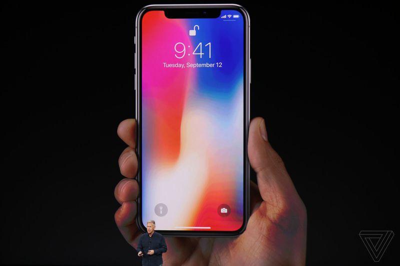 iPhone X w przedsprzeda¿y!