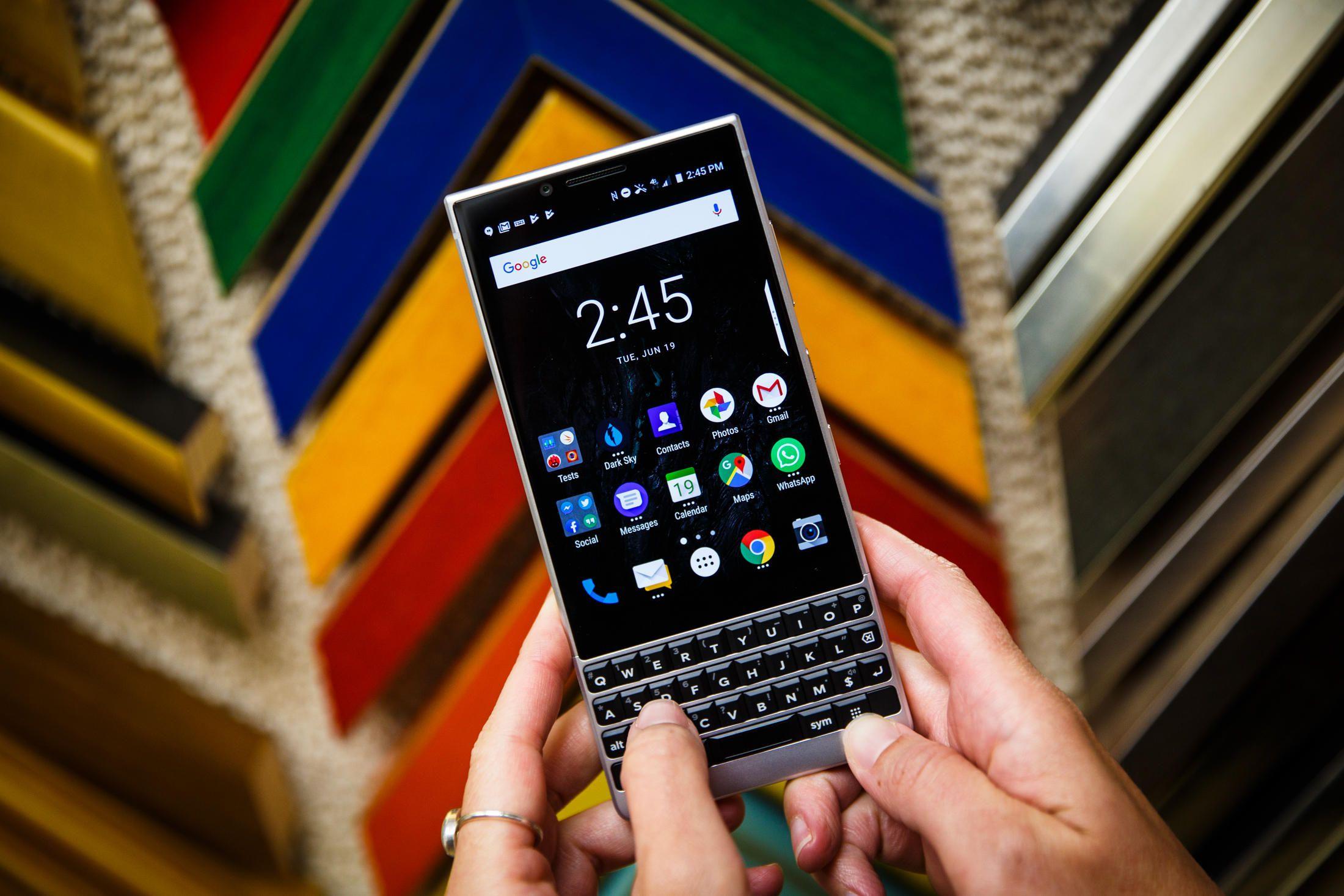 BlackBerry KEY2 dostêpna jako pre-order w Europie