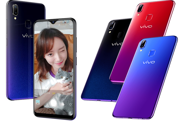 Vivo U1 to tak naprawdê Vivo Y93