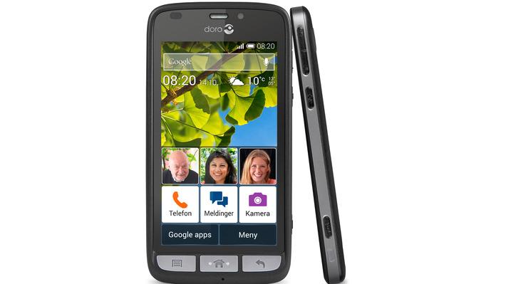 Telefony od Doro na MWC