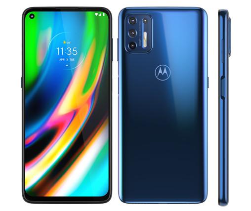 Wyciek³y specyfikacja i render Motorola Moto G9 Plus