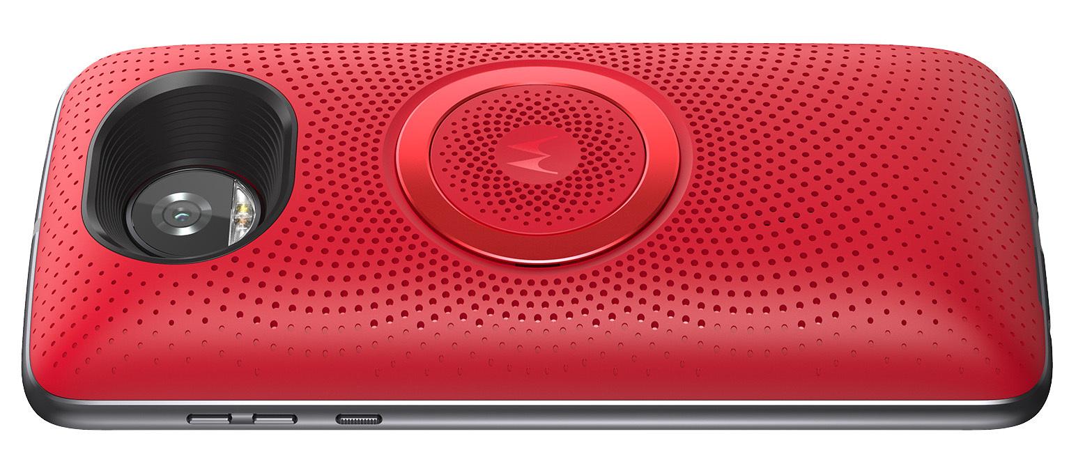 Stereo Speaker, albo wyszed³ nowy Moto mod