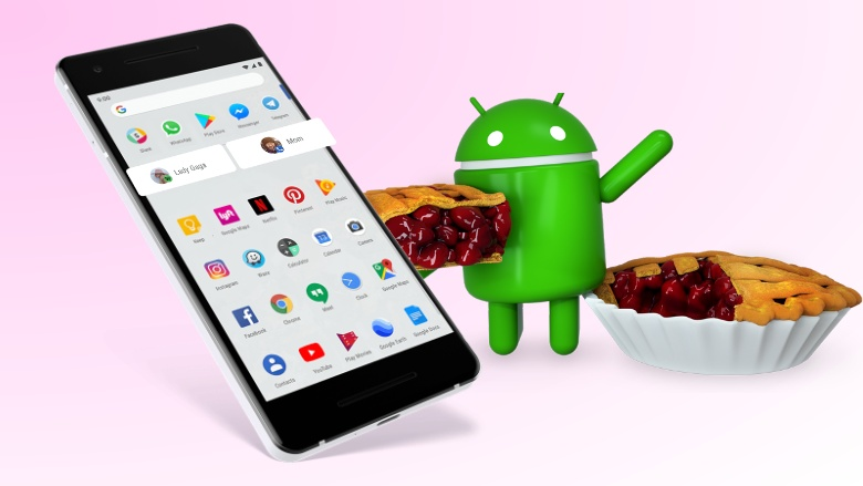 Android 9 Pie!