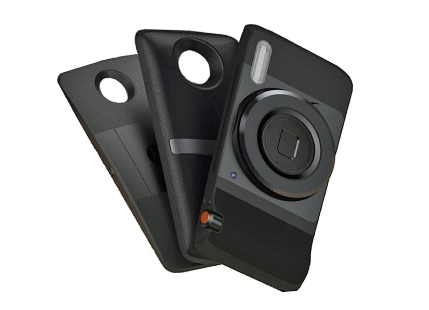 Motorola planuje zaszczyciæ nas w tym roku dwunastoma nowymi Moto Mod