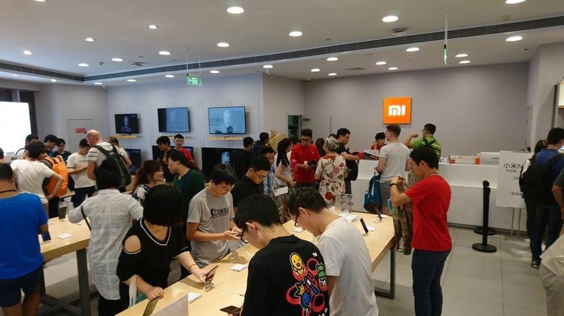 Xiaomi otwiera swój pierwszy w Polsce salon