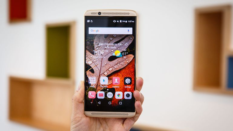 ZTE Axon 7 wkrótce zostanie zaktualizowany do Androida 8.0 Oreo