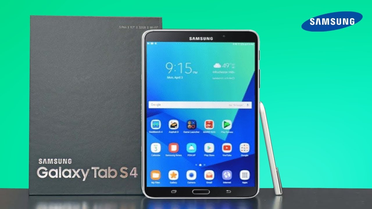 Samsung Galaxy Tab S4 i Galaxy Tab A 10.1 (2018) bêd± dostêpne w kolorach szarym i niebieskim