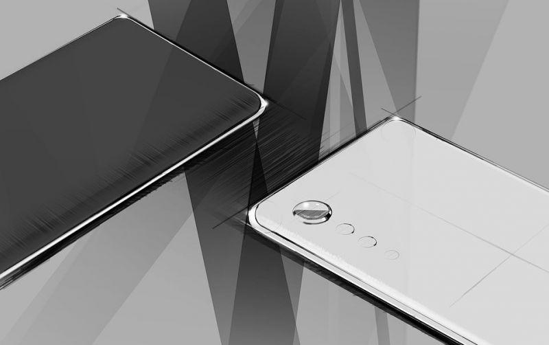 LG oficjalnie zaprezentowa³o nowy model smartfonu, Velvet
