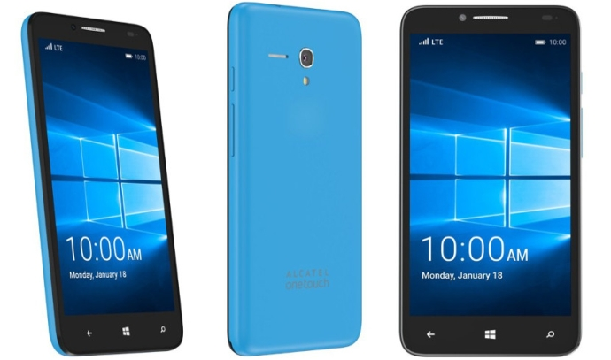 Alcatel Idol Pro 4 z Windowsem