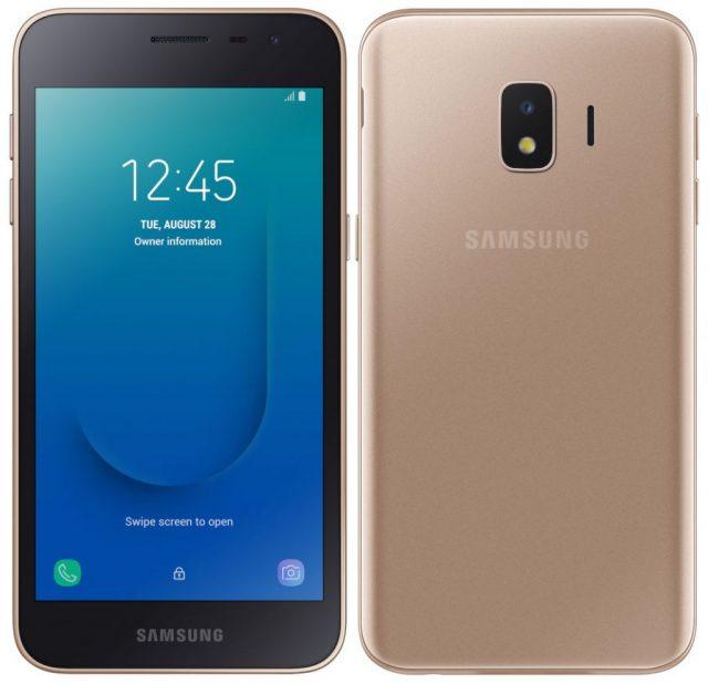 Galaxy J2 Core, pierwszy telefon Samsung w programie Android Go, og³oszony