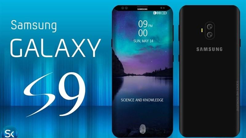 Samsung Galaxy S9 ma byæ wydany w czterech wariantach kolorystycznych