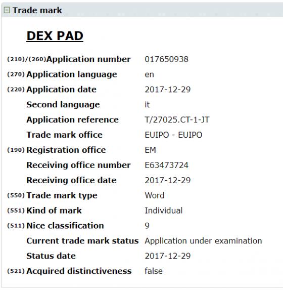 Dex Pad - Samsung zastrzega nazwê dla swojej nowej stacji dokuj±cej