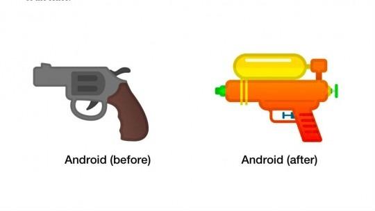 Telefony ju¿ nie zabijaj±, czyli Android P i reszta obra¿a siê na emotki z broni± paln±