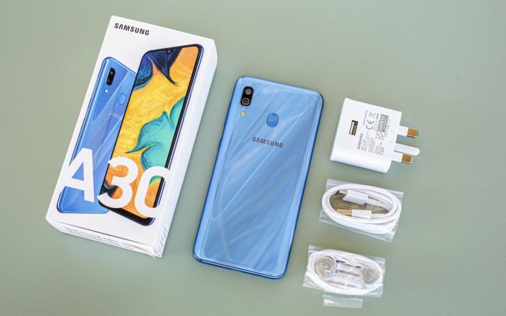 Samsung Galaxy A30 w recenzji