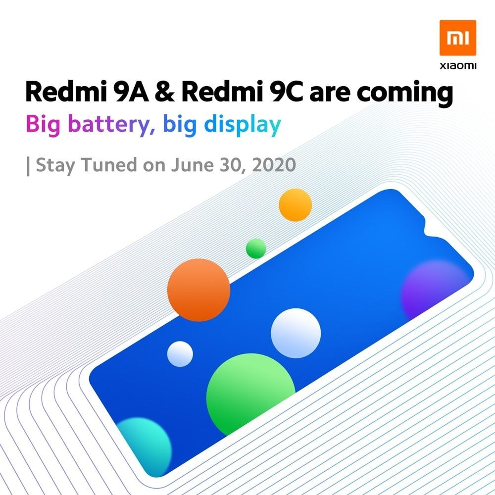 Premiera Redmi 9A i 9C ju¿ jutro