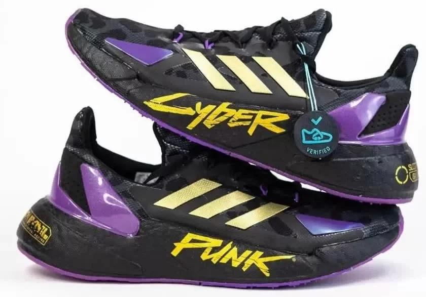 Adidas wyda buty z motywem  Cyberpunk 2077, bo oczywi¶cie, ¿e tak