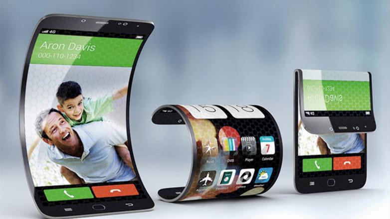 Kto wie, mo¿e w przysz³ym roku dostaniemy w swoje rêce sk³adanego Samsung Galaxy X?