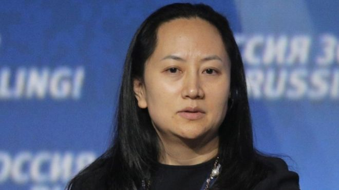 Meng Wanzhou, wiceprezes zarz±du Huawei, aresztowana