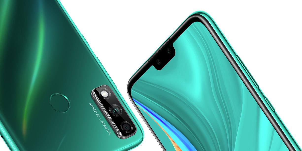 Huawei oficjalnie zaprezentowa³o smartfon Y8s