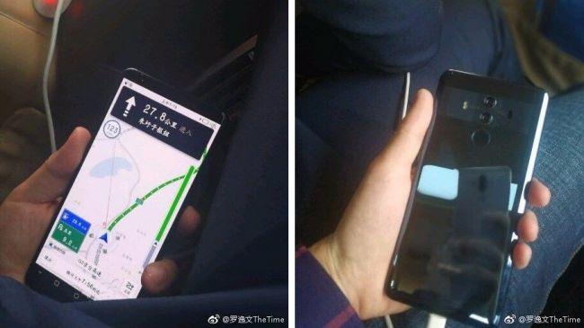 """Zdjêcia """"¿ywego"""" Huawei Mate 10 Pro"""
